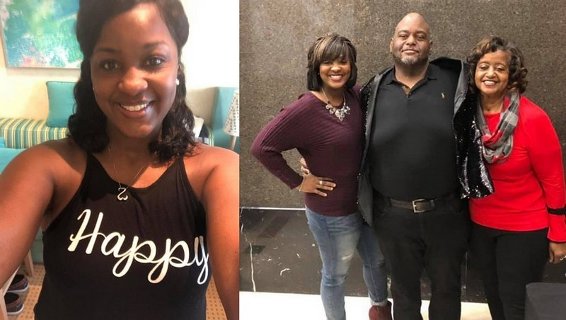 Lavell Crawford siblings - sister Elonda Crawford-Goodwin