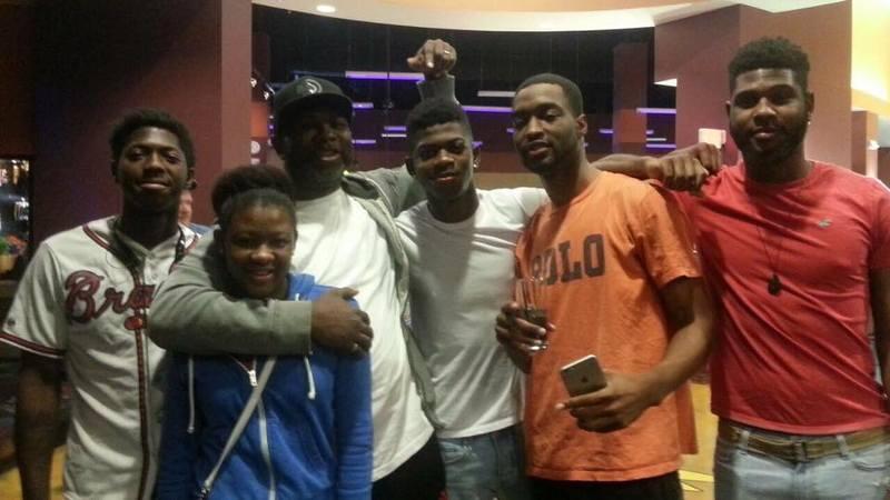 Lil Nas X family