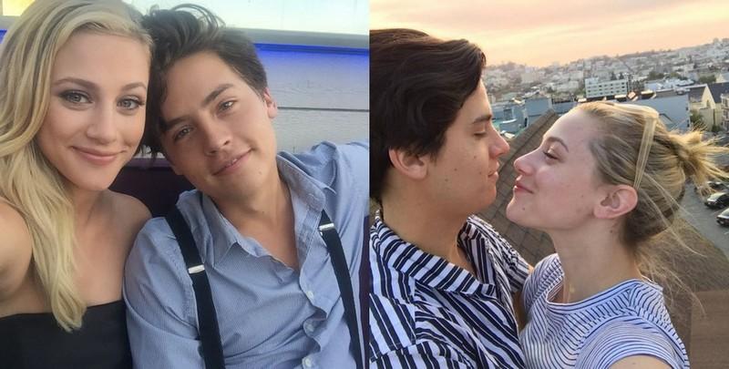 Lili Reinhart boyfriend Cole Sprouse