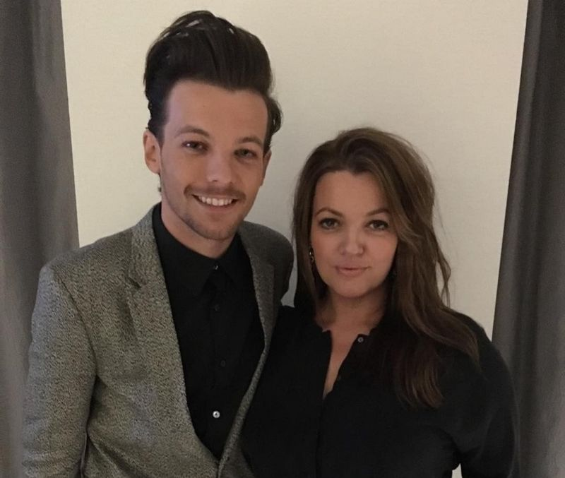 Louis Tomlinson family - mother Johannah Deakin