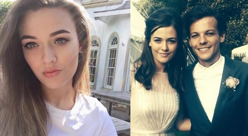 Louis Tomlinson siblings - half-sister Felicite Tomlinson