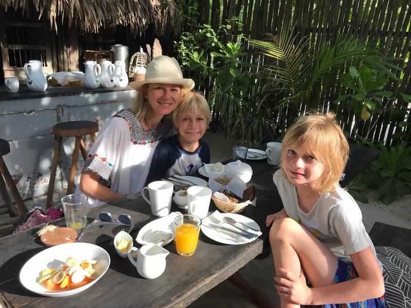 Naomi Watts children