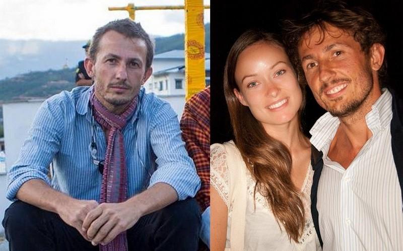 Olivia Wilde family - ex-husband Tao Ruspoli