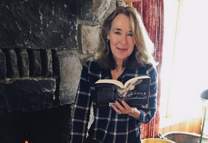 Olivia Wilde family - mother Leslie Corkill Cockburn