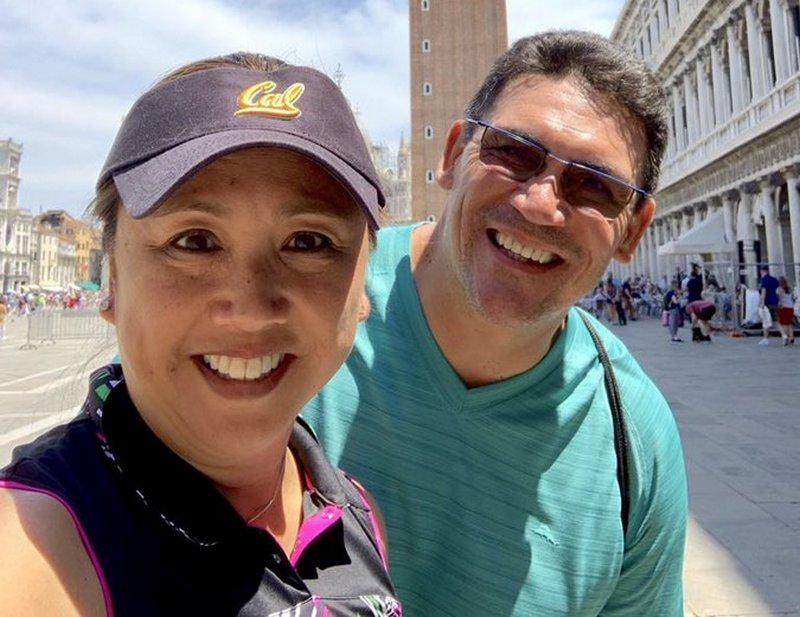 Ron Rivera family - wife Stephanie Rivera