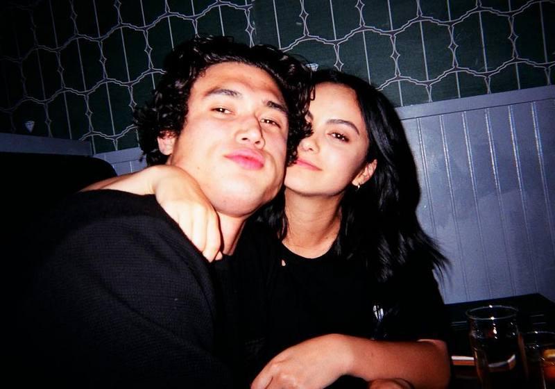 Camila Mendes boyfriend Charles Melton