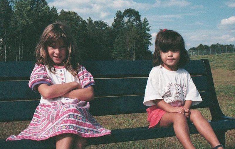 Camila Mendes siblings - sister Kiara Moreno
