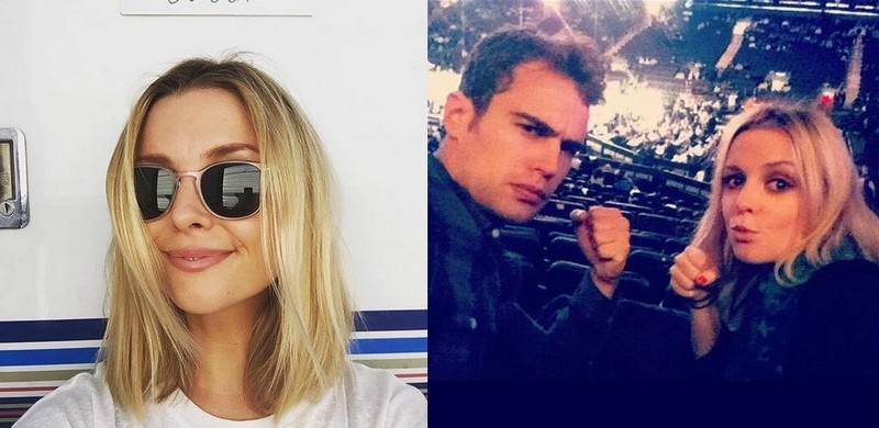 Theo James family - wife Ruth Delia Kearney