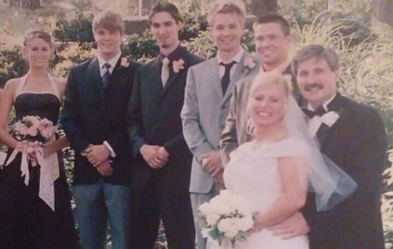 Michael Murray family