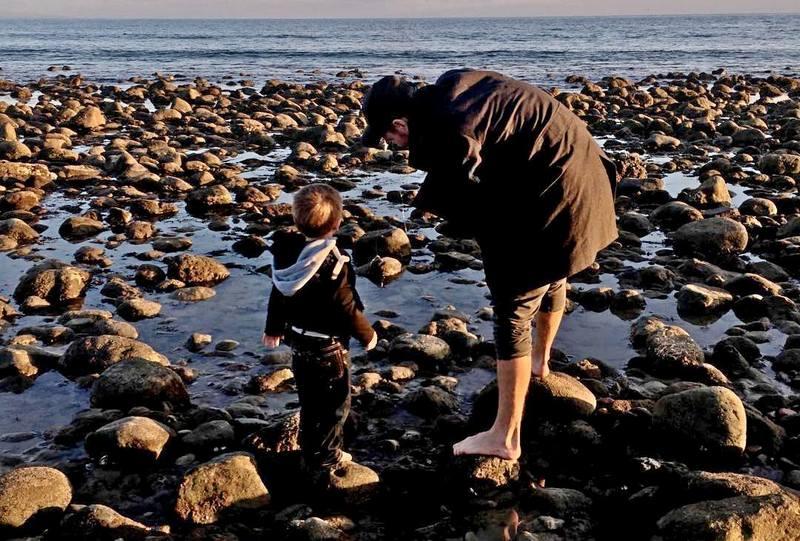 Michael Murray children - son
