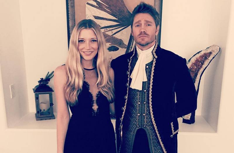 Michael Murray family - wife Sarah Roemer