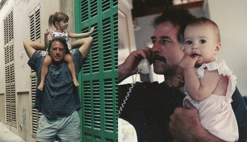 Emily Ratajkowski family - father John David Ratajkowski