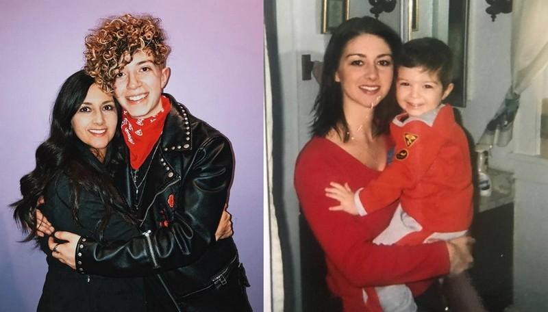 Jack Avery family - mother Kristin Stanford