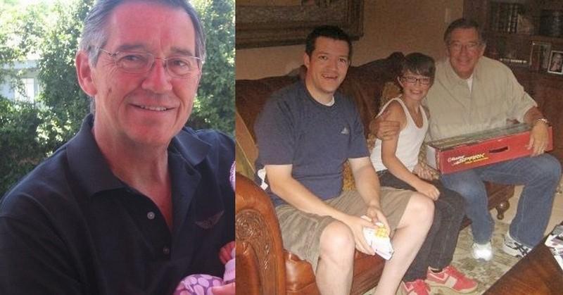 Jack Avery family - paternal grandfather Robert Avery