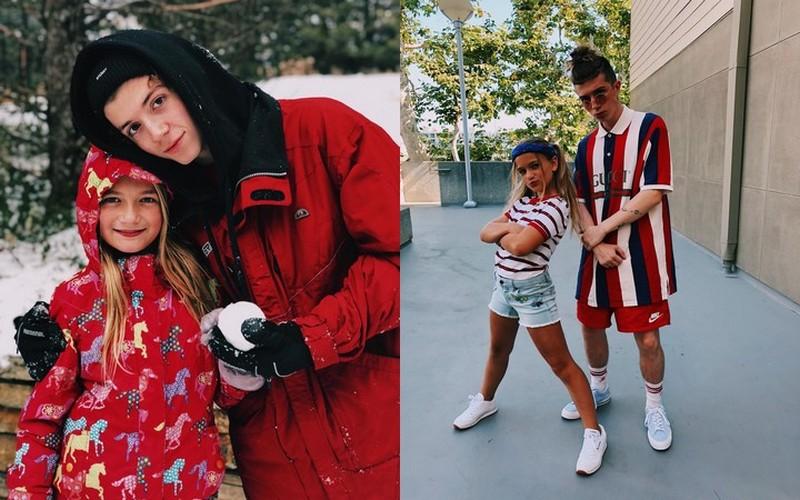 Jack Avery siblings - half-sister Isla Stanford
