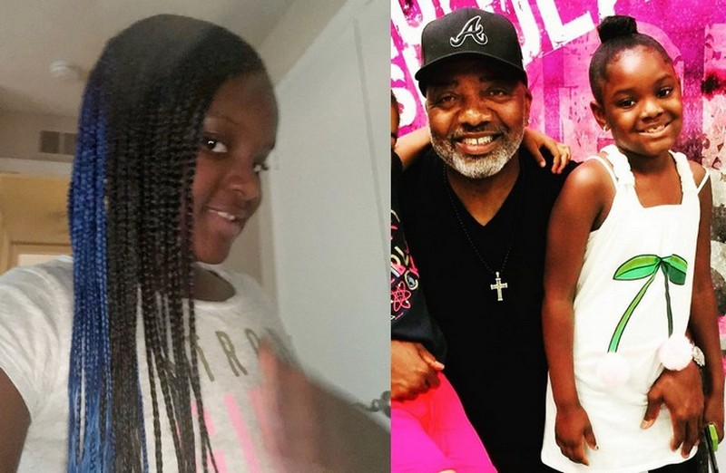 Jermaine Dupri children - daughter Jalynn Mauldin