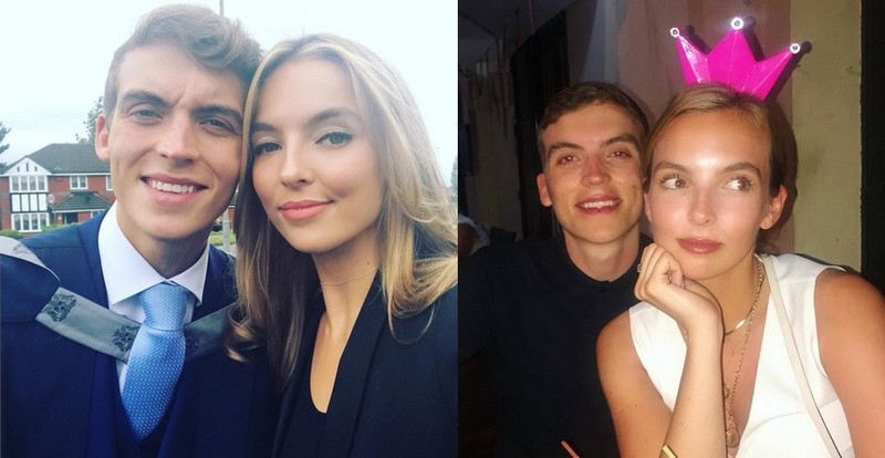 Jodie Comer siblings - brother Charlie Comer