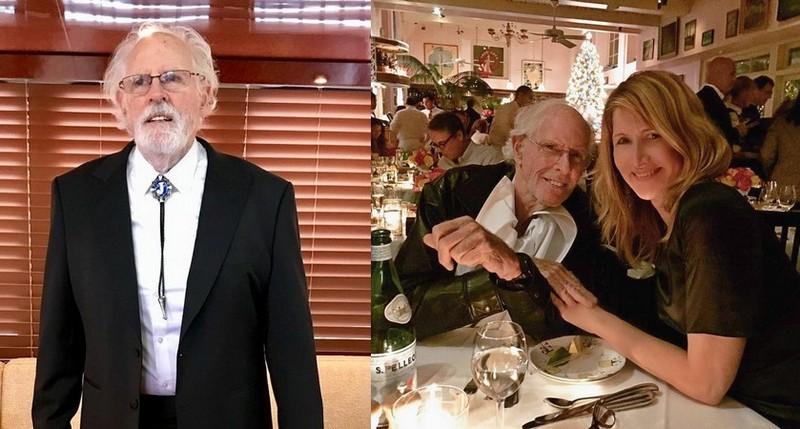 Laura Dern family - father Bruce Dern