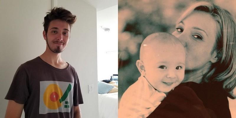 Lisa Kudrow children - son Julian Murray Stern