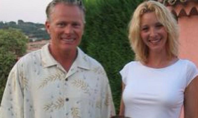 Lisa Kudrow family - husband Michel Stern