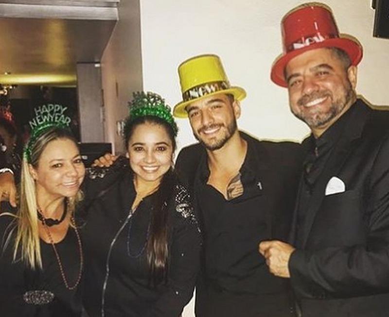 Maluma family