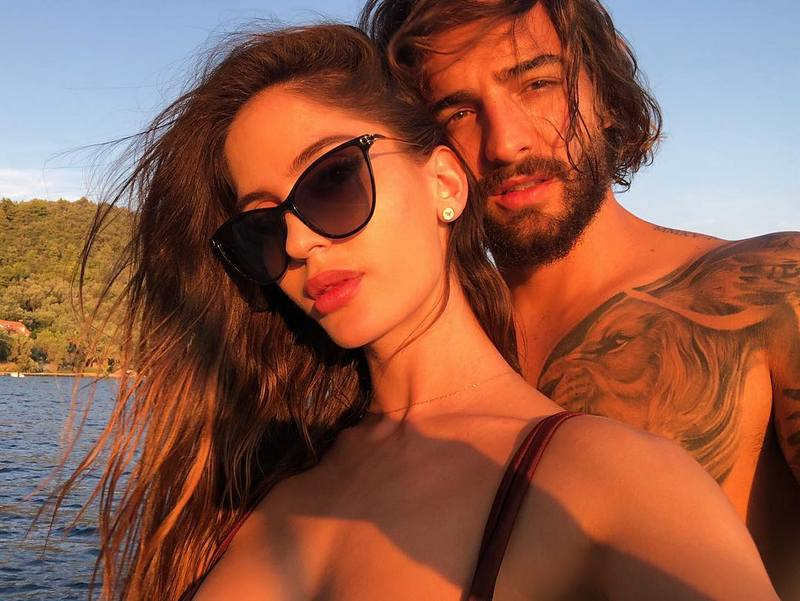 Maluma girlfriend Natalia Barulich