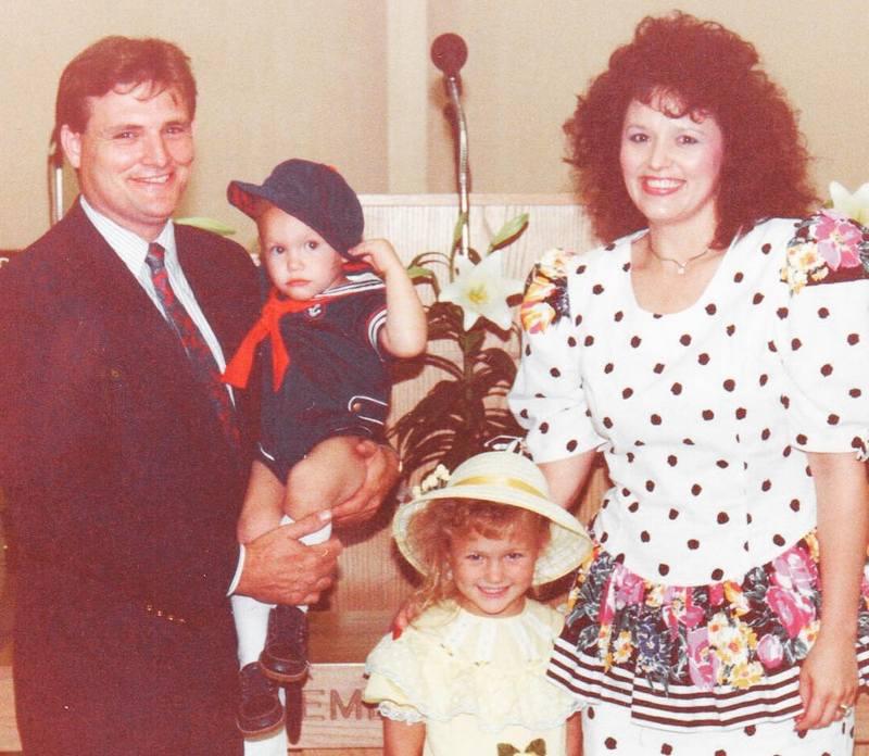Miranda Lambert family