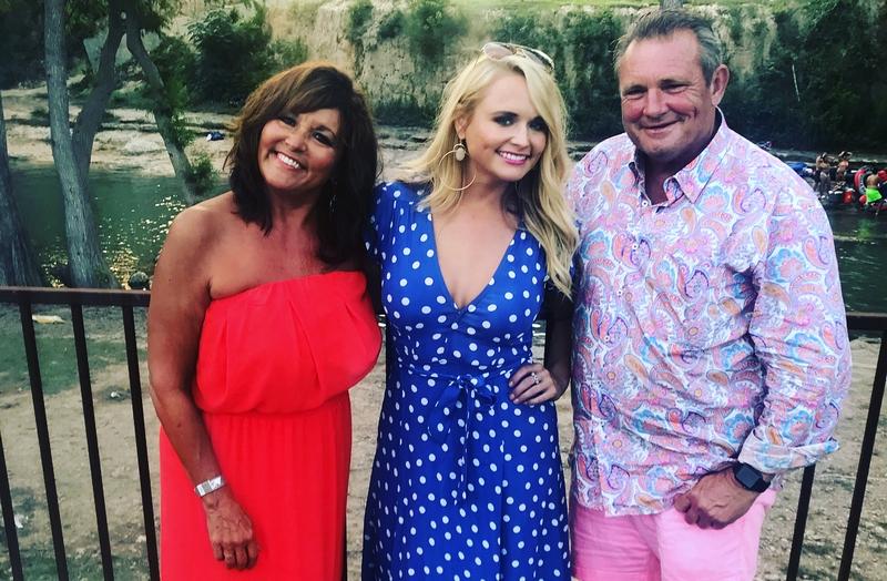 Miranda Lambert family - parents