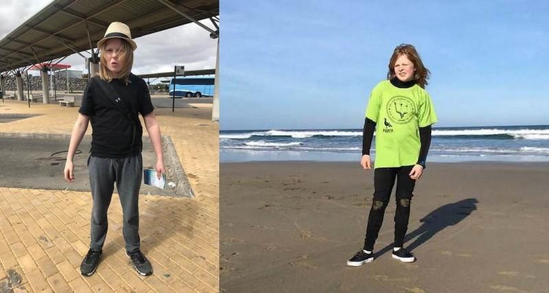 Rebecca Ferguson children - son Isac Hallberg