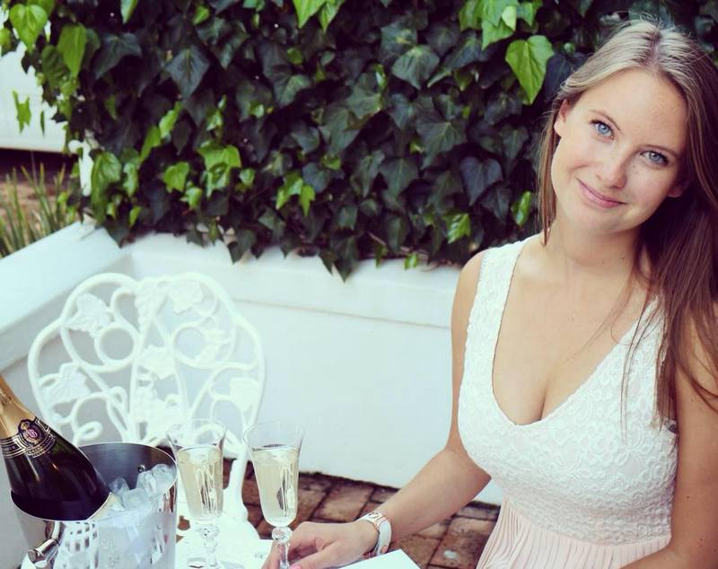 Rebecca Ferguson siblings - sister Maria Sundstrom