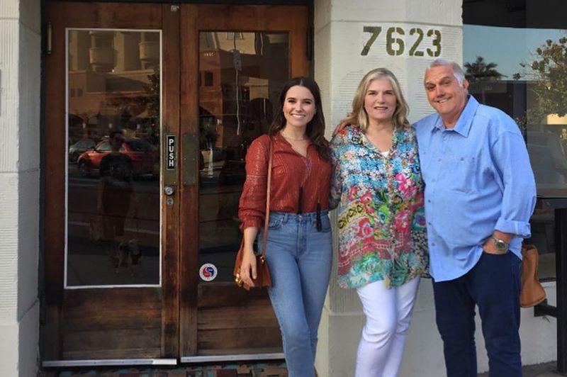Sophia Bush family - parents