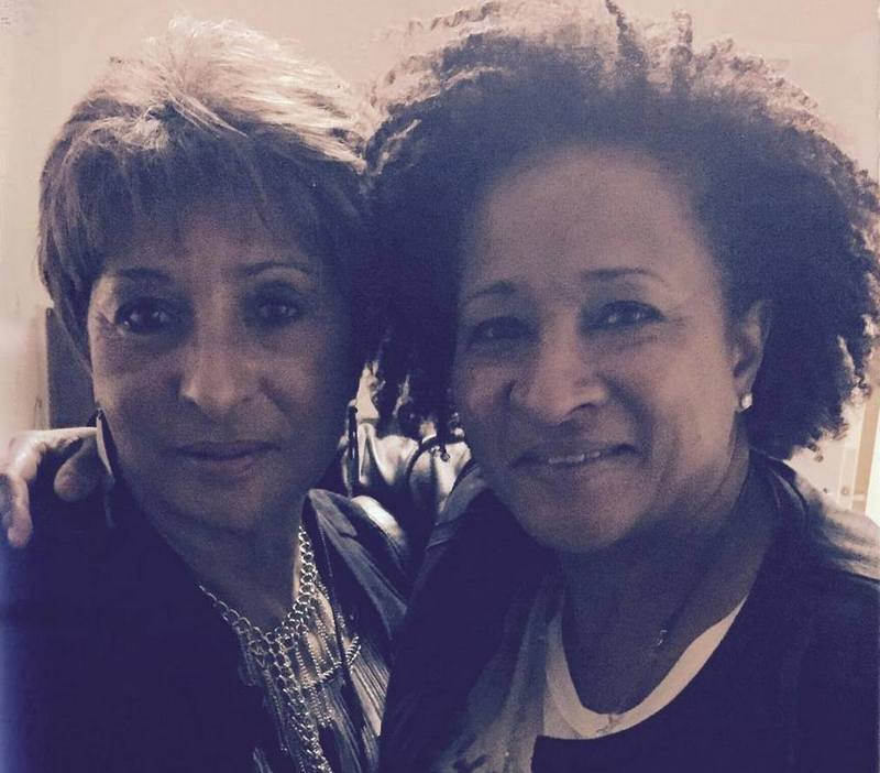 Wanda Sykes family - mother Marion Louise Sykes