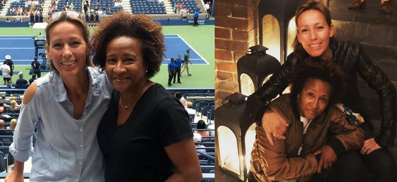 Wanda Sykes family - spouse Alex Sykes