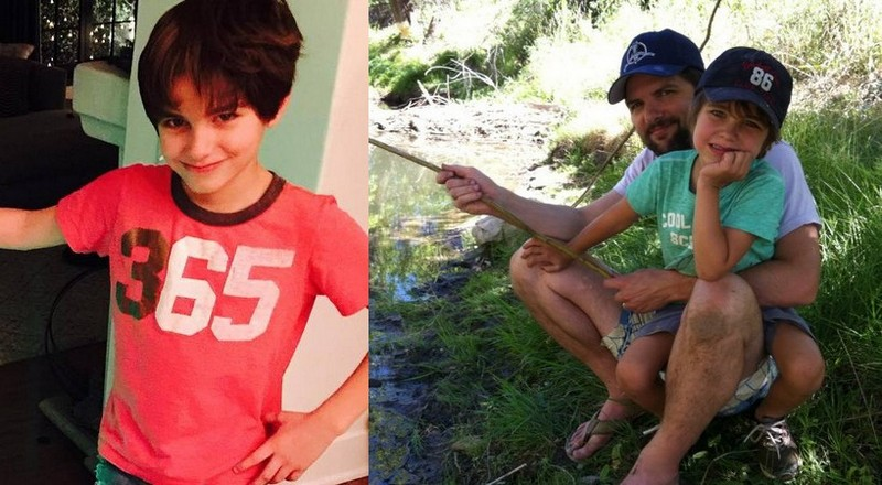 Adam Scott children - son Graham Scott