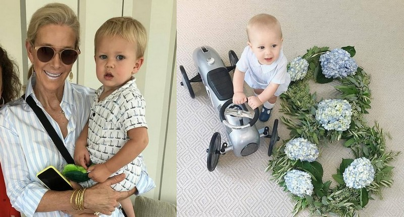 Armie Hammer children - son Ford Armand Douglas Hammer