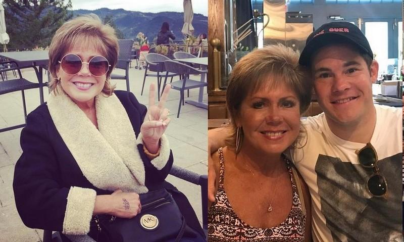 Adam DeVine family - mother Penny DeVine
