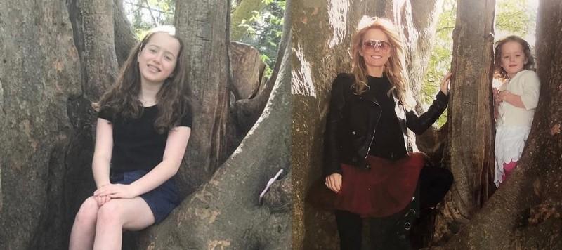 Geri Halliwell children - daughter Bluebell Madonna Halliwell