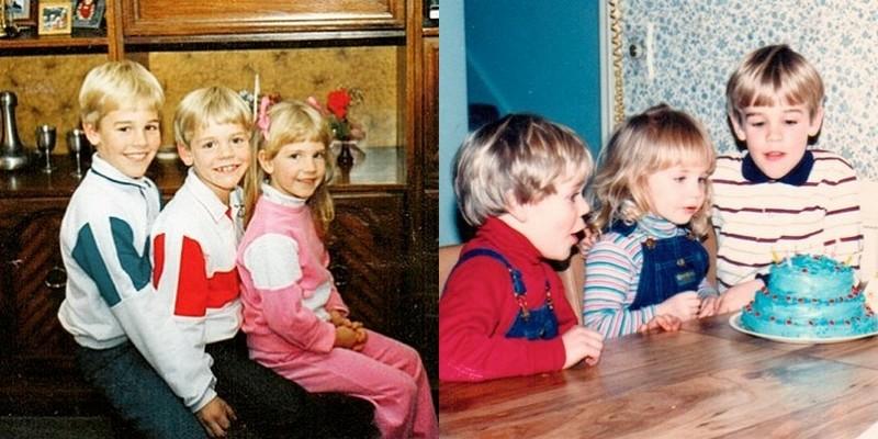 James Van Der Beek siblings