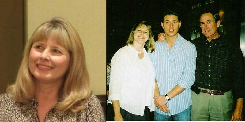Jensen Ackles family - mother Donna Joan Shaffer-Ackles