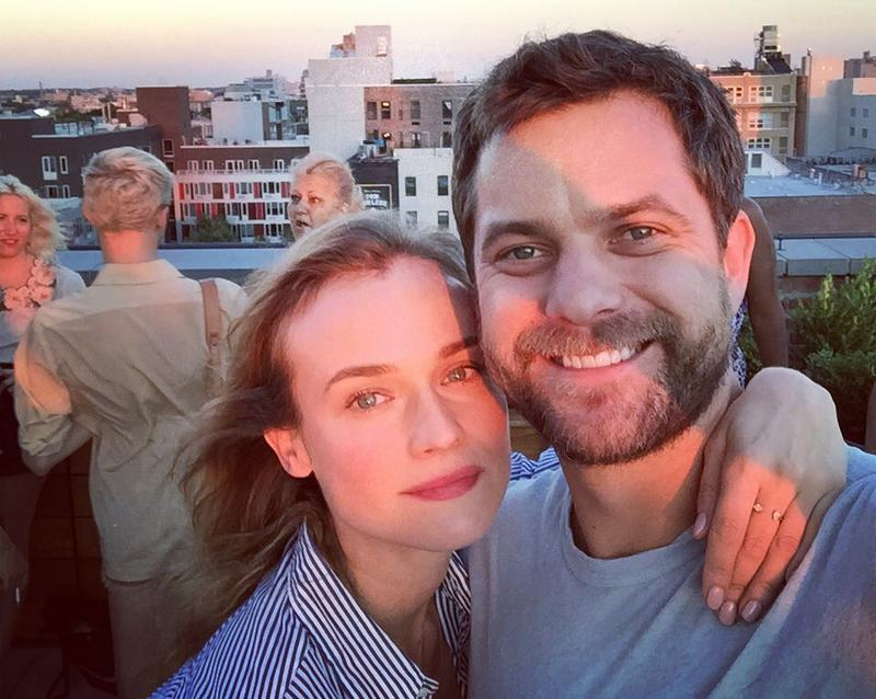 Joshua Jackson family - ex-girlfriend Diane Kruger