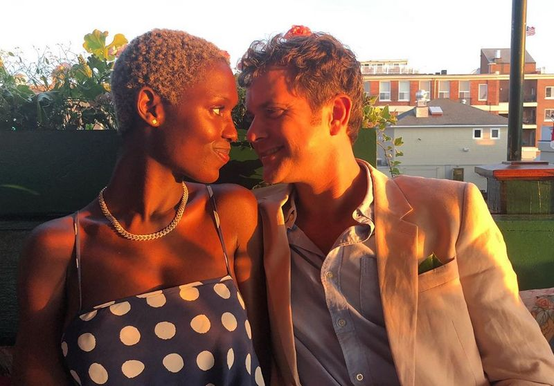 Joshua Jackson family - girlfriend Jodie Turner-Smith