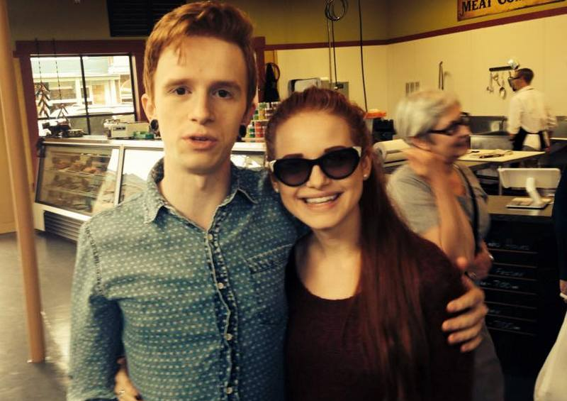 Madelaine Petsch siblings - brother Shaun Petsch