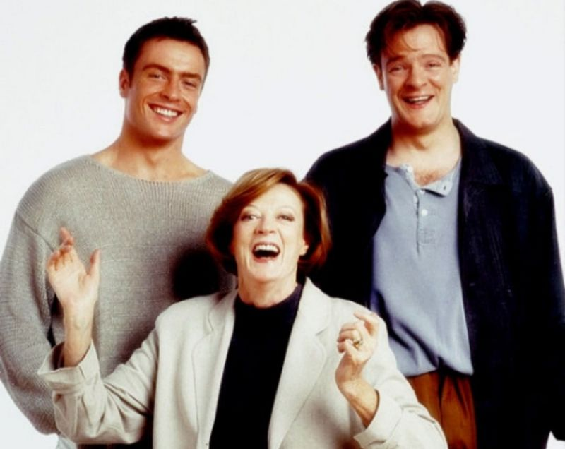 Maggie Smith children