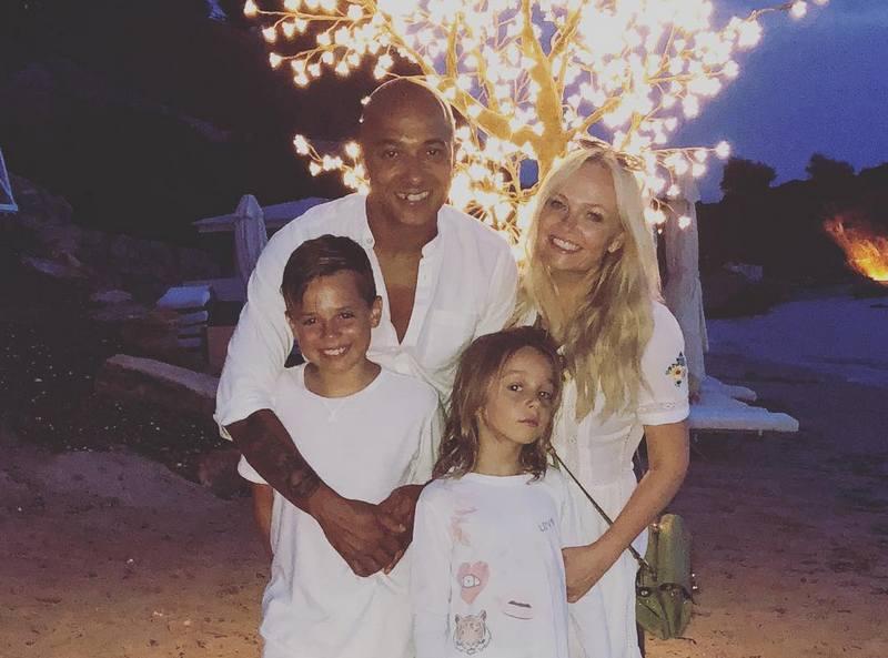 Emma Bunton family