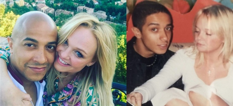 Emma Bunton family - husband Jade Jones