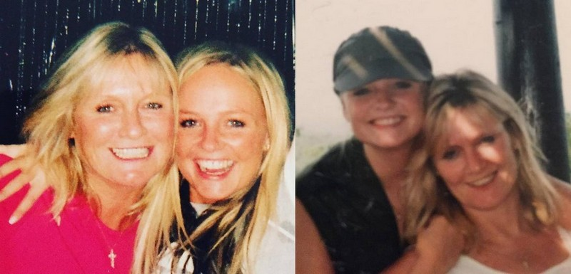 Emma Bunton's family - mother Pauline Bunton