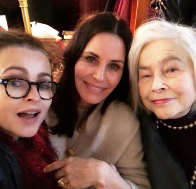 Helena Bonham Carter family - mother Elena Propper de Callejon