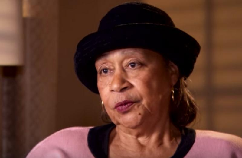 O. J. Simpson siblings - sister Shirley Baker