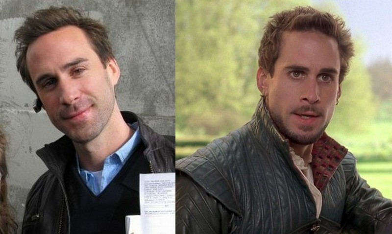 Ralph Fiennes siblings - brother Joseph Fiennes