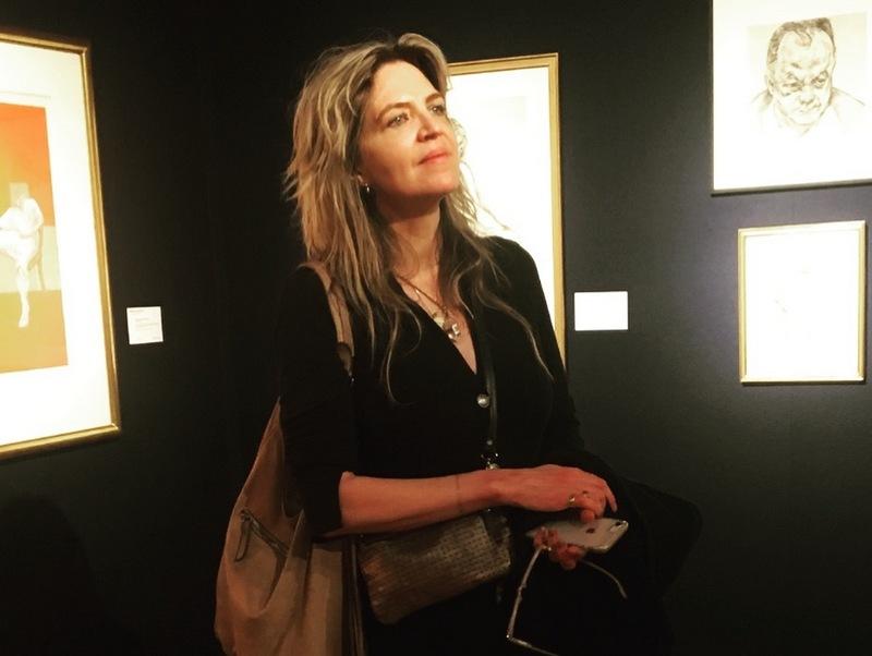 Ralph Fiennes siblings - sister Martha Fiennes